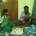 Albtal Hörgeräte Ettlingen spendet Hörgeräte für Herma aus Indien