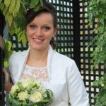 Albtal Hörgeräte Ettlingen gratuliert Violetta von Herzen zur Hochzeit