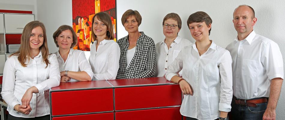 Petra Lange und ihr Team von Albtal Hörgeräte in Ettlingen und Bad Herrenalb