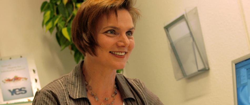 Petra Lange und ihr Team stehen Ihnen kompetent zur Seite