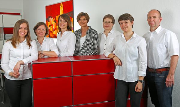Das Team von Albtal Hörgeräte in Ettingen und Bad Herrenalb