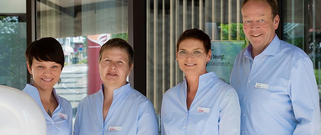 Das Team von Hörgeräte Albtal Hörgeräte Bad Herrenalb